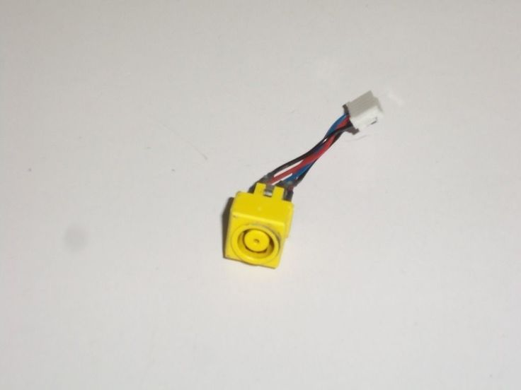 Lenovo ThinkPad T400 Genuine DC-IN Power Jack w/Cable