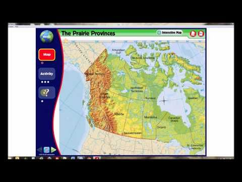Map Skills: Canada provides a detailed overview of the northernmost country of North America. Eleven lesson plans explore topics such as Population Density, Physical Features, and Landmarks. Eleven fully interactive maps and 34 activities teach an reinforce skills ranging from geography to social studies to science.