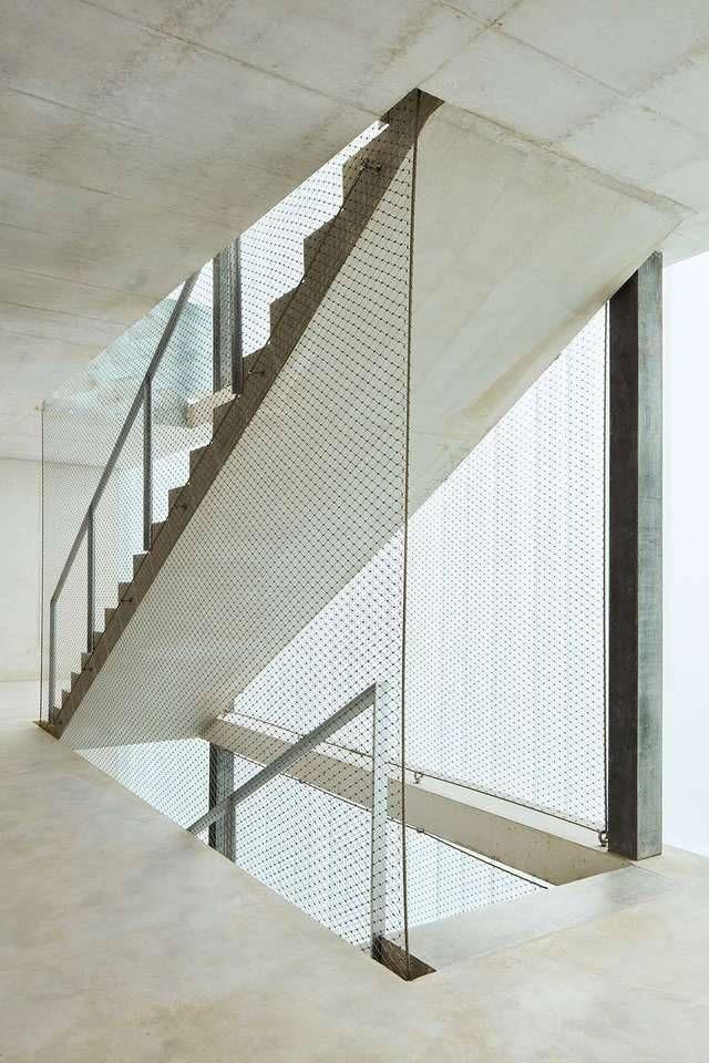 Epingle Par A Paolucci Sur Escalier Escalier Bois Repeindre