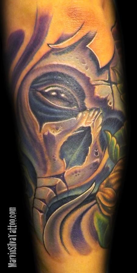 219 best images about skull tattoos on pinterest artist for Mobile tattoo artist