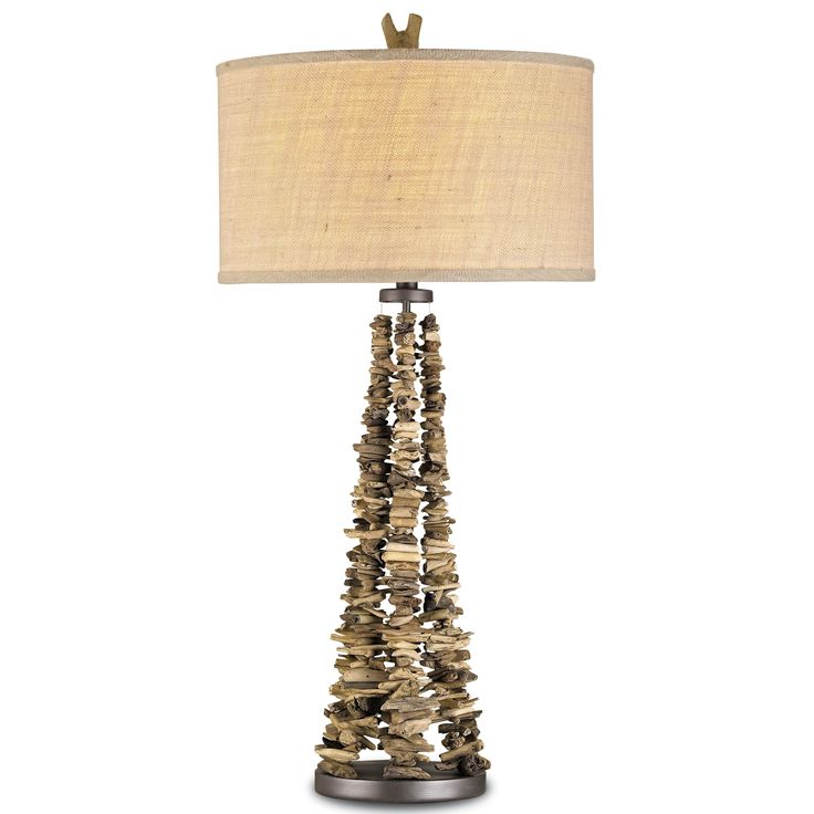 BUFFET Dogma Table Lamp By Currey Company
