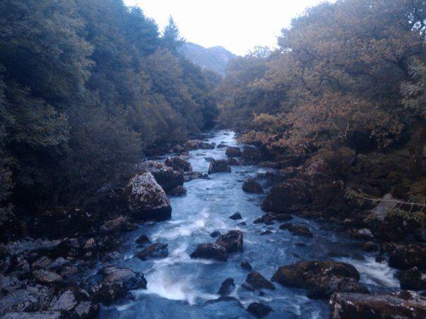 River, Snowdonia
