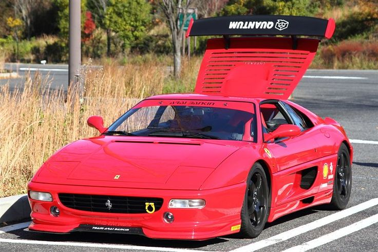 38 best ferrari 355 images on pinterest car garage for Garage sn autos 42