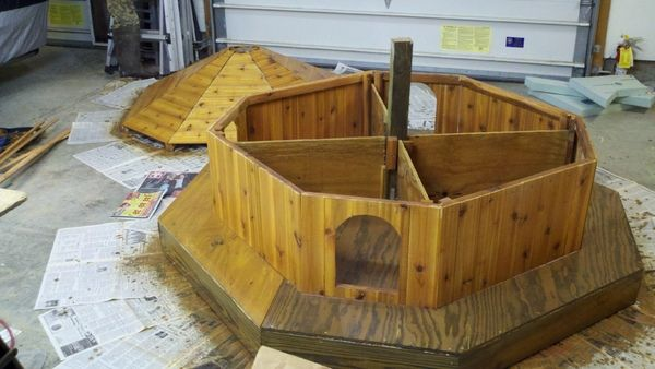 17 best ideas about duck pens on pinterest duck coop for Duck hutch plans