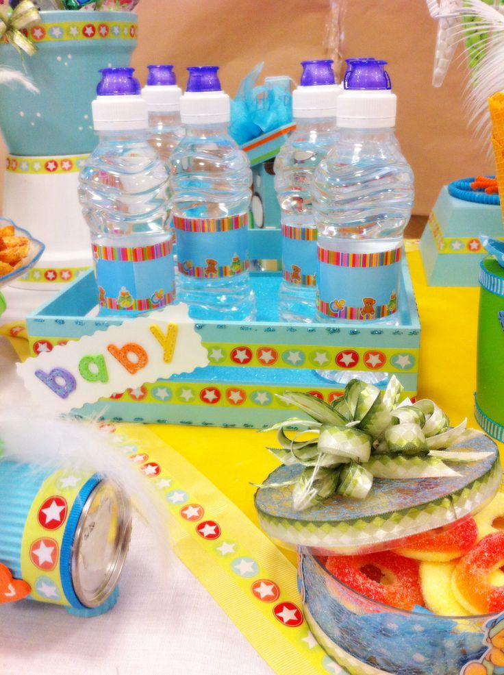 barra de dulces para baby shower ideas originales para una linda