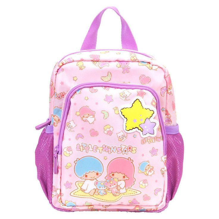 "dinosdinar: "" Little Twin Stars backpack (free shipping) """