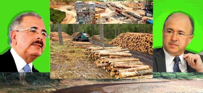 Ecologistas y defensores del medio ambiente montaran vigilia demanda acciones de Danilo Medina y Ministerio Medio Ambiente