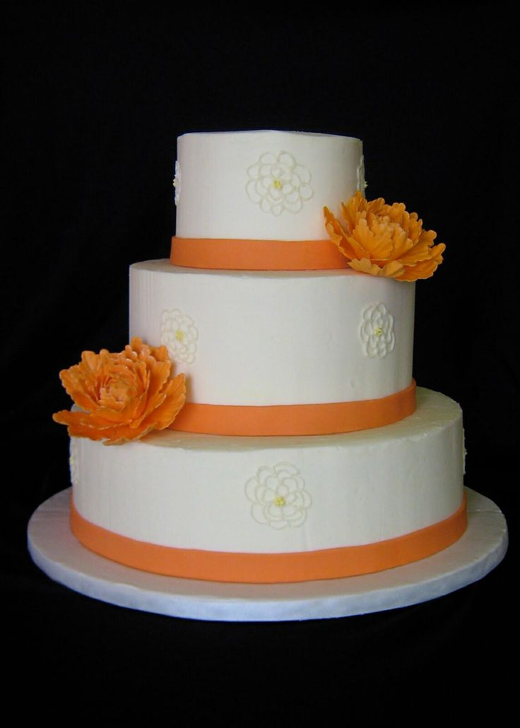 wedding cake orange 33 best unique buffet ideas images on 23347