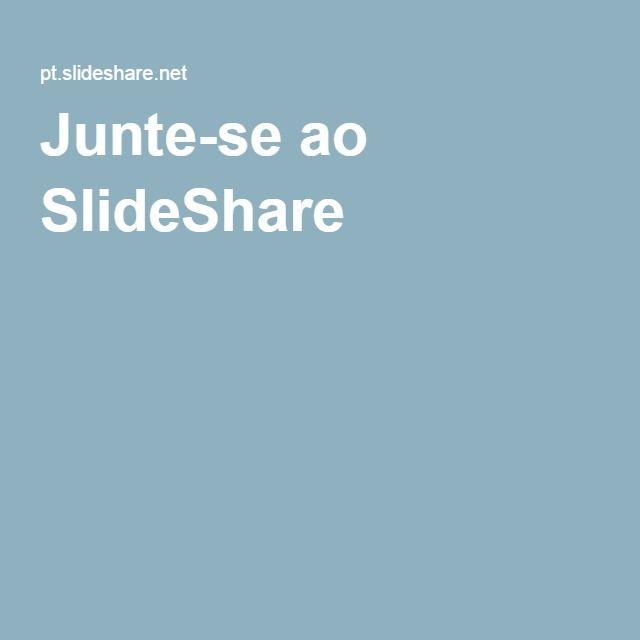 Junte-se ao SlideShare