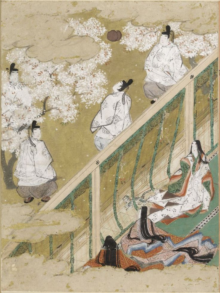 tale of genji By most modern definitions this was the first written novel, written by a woman known as murasaki shikibu as it was written in the early 11th century, all tropes in it are necessarily older than print at least.