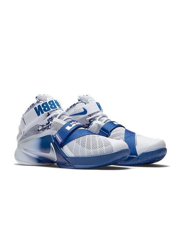 Nike Zoom LeBron Soldier 9 Premium 749490-104