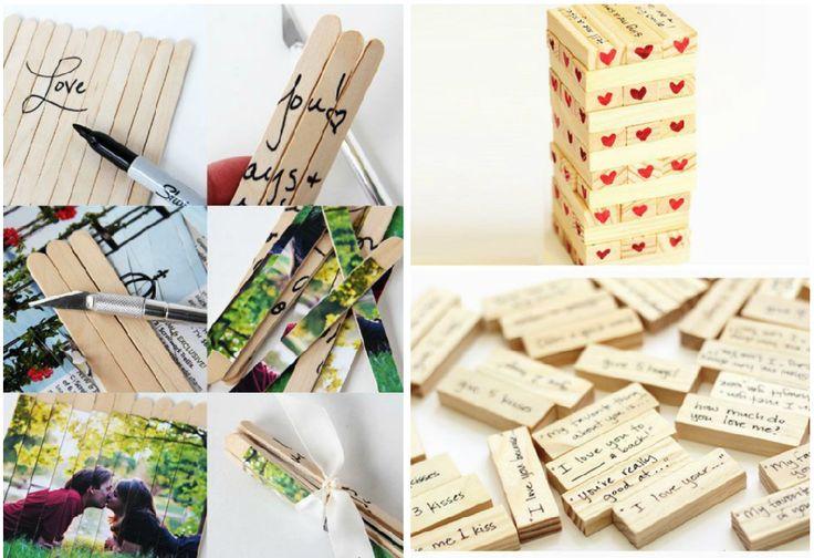 Las ideas son infinitas y no hace falta ser un experto en decoración y manualidades para hacer cartas de amor creativas, tampoco necesitas gastar en nada.