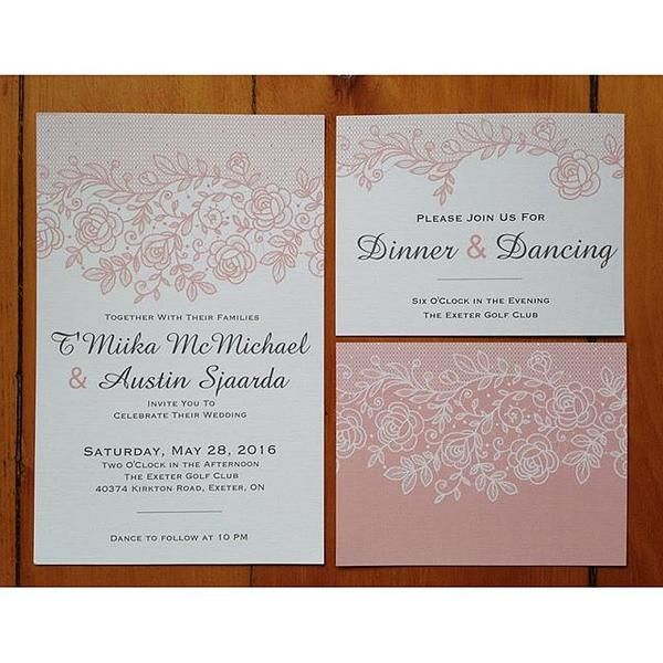 Vistaprint Invitations Wedding: Wedding Invitations & Wedding Announcements