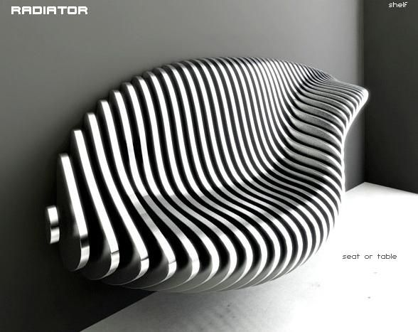 101 best creative heating images on pinterest for the home radiators and creative. Black Bedroom Furniture Sets. Home Design Ideas