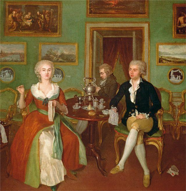 338 Besten Essen Und Trinken Im 18. Jahrhundert Bilder Auf