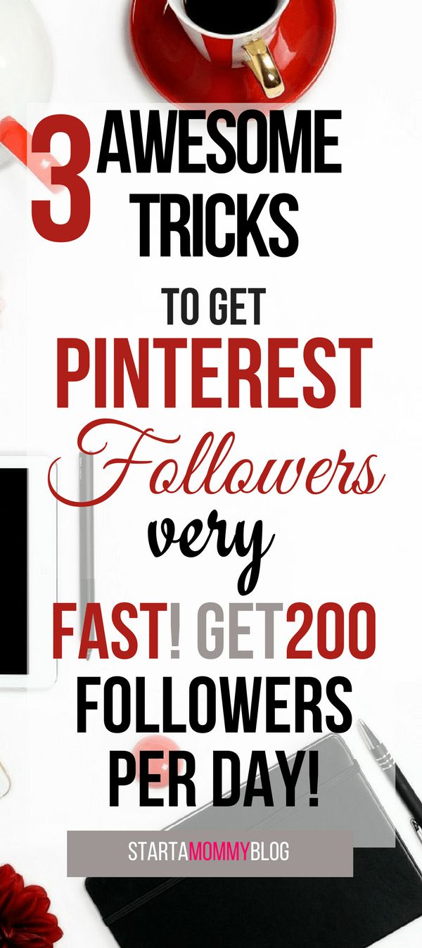 How to get Pinterest followers| If you are struggling to gain Pinterest followers then this post is for you! Learn all the different methods and tips on how to get Pinterest followers fast. It is next to impossible to increase Pinterest followers without putting in the hard work! Grow your Pinterest followers TODAY!