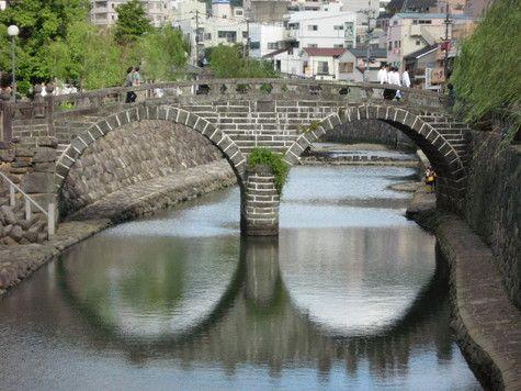 #Nagasaki, 眼鏡橋