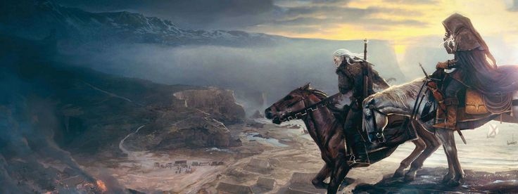 The Witcher 3: Wild Hunt . How badly I want this game