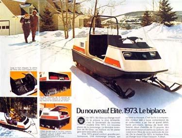 Elite Ski-Doo (1973).