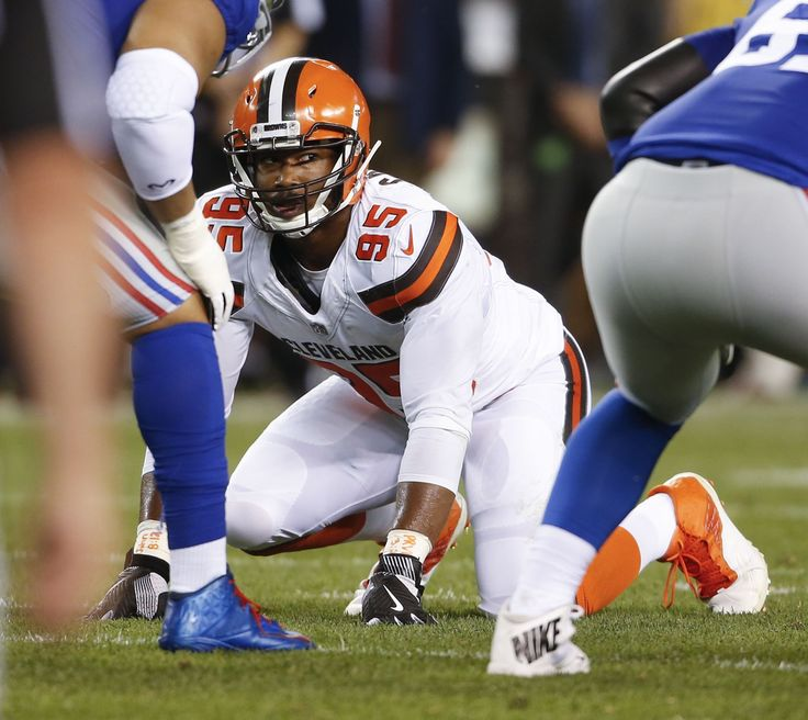 Myles Garrett out a while with high ankle sprain as Browns curse lives on
