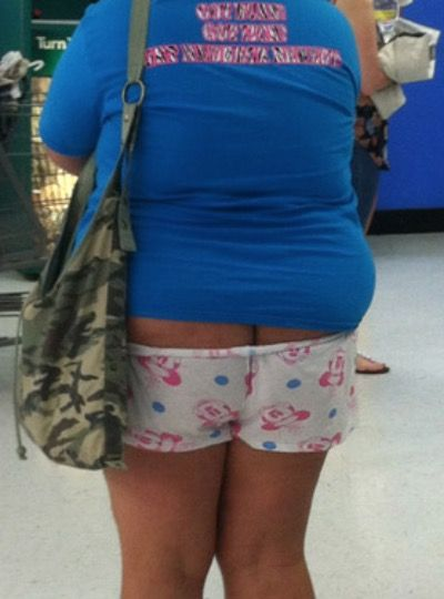 Half Off Extra Small Shorts at Walmart - Funny Pictures at Walmart