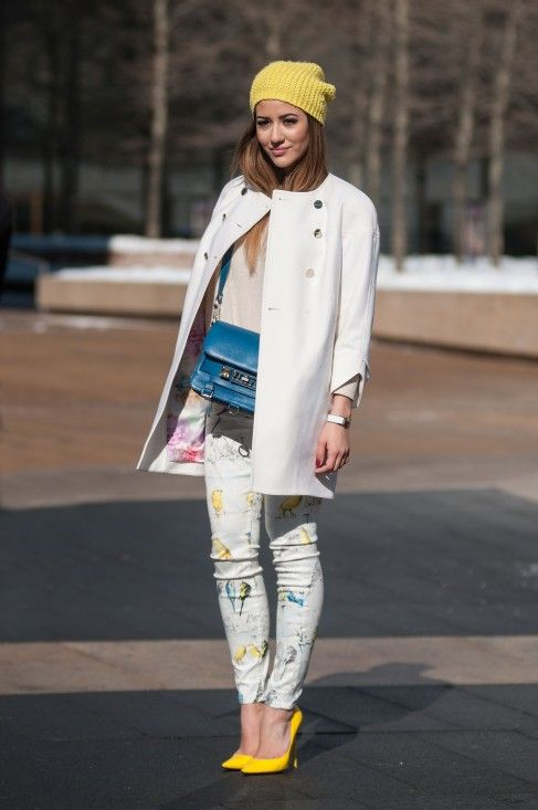 ModMods - NYFW A/W '14 Street Style - Day 6 - Tamara Kalinick