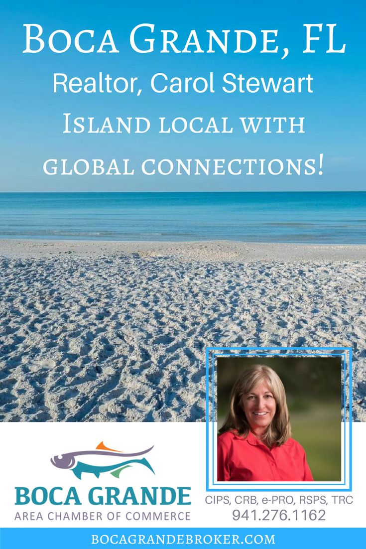 Looking for a Realtor in Boca Grande, Florida? Carol Stewart is the island local with global connections and has experience you need! #bocagrande #realestate #luxury #realtor  Member of Boca Grande Chamber of Commerce: http://bocagrandechamber.com/business-directory/michael-saunders-co-5/