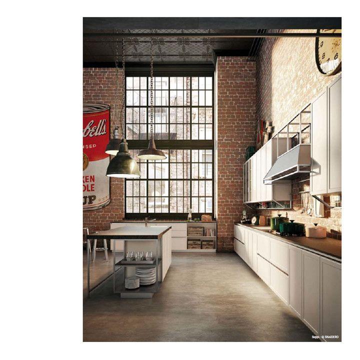 Die besten 25+ Minimalistische system küchen Ideen auf Pinterest - interieur design moderner wohnung urbanen stil
