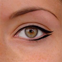 eye makeup for woman