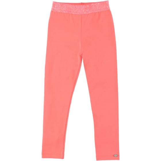 """O'CHILL """"Sam"""" roze leggings met blinkerband"""