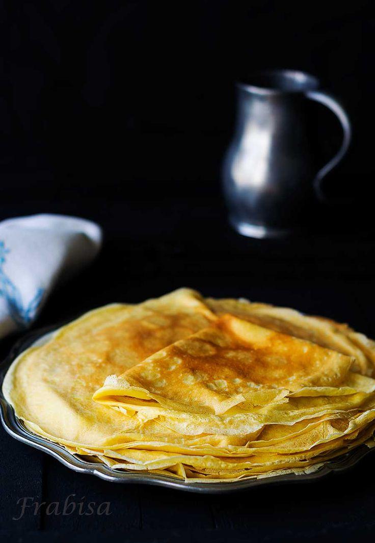Filloas. COCINA GALLEGA. | La Cocina de Frabisa