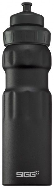 SIGG Bottles - 0.75L Black Touch WMB Sports Bottle