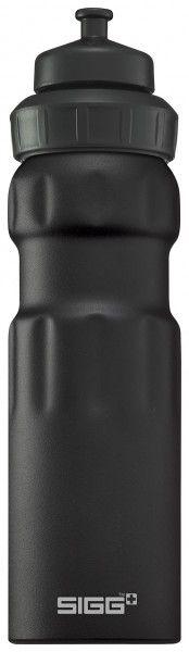 SIGG Bottles - 0.75L Black Touch WMB Sports Bottle