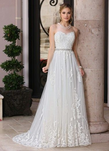 Davinci+Wedding+Dresses+-+Style+50355