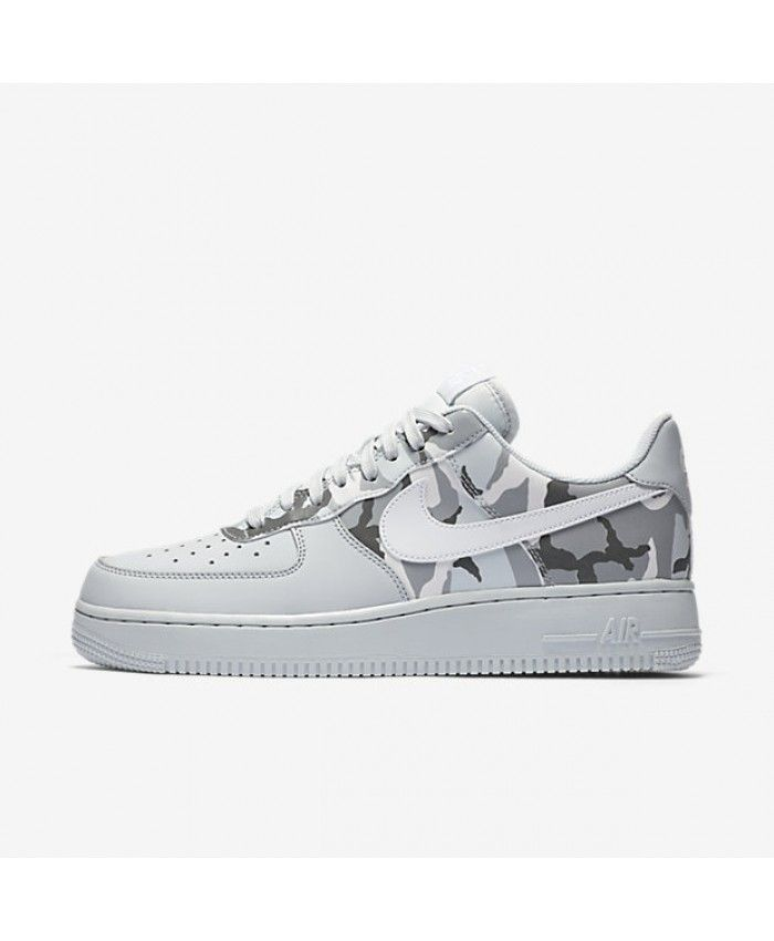 online store 2dbd2 9f913 Nike Air Force 1 07 Low Camo 823511-009