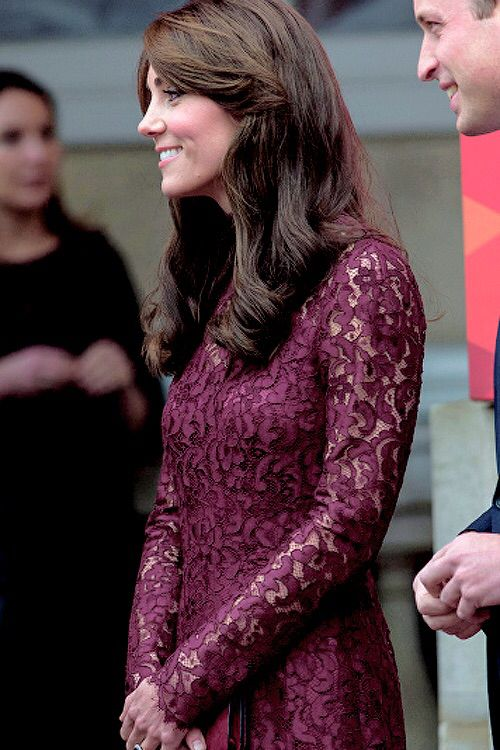 The Duchess of Cambridge attends a GREAT Britain Creative Event at Lancaster House on October 21, 2015 with the President of China and his wife.