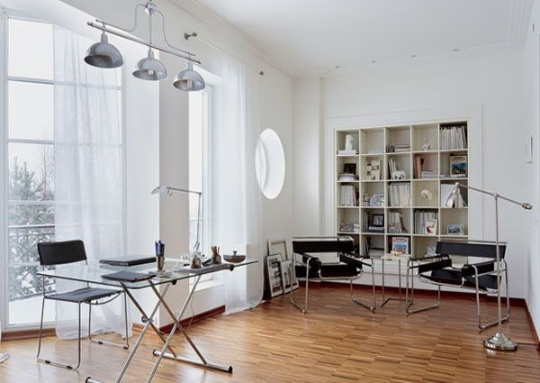 7 Modern Office Interiors In Different Styles, Home Office Interior Design  Trends