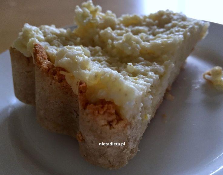 NieTaDieta: Kruche ciasto z kremem. Bez glutenu, bez laktozy, ...