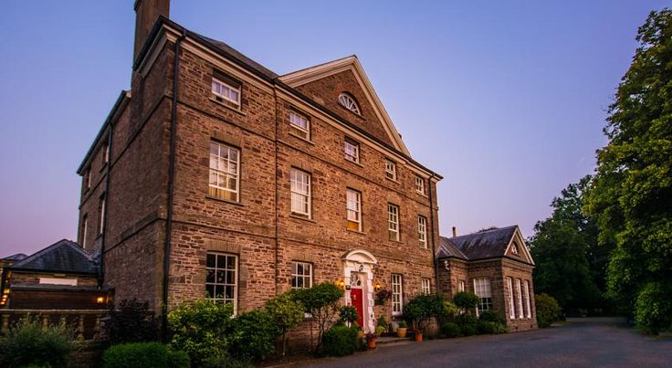 Peterstone Court Country House Restaurant & Spa Brecon Built in 1741, the Peterstone Court Country House Restaurant & Spa Hotel blends traditional charm with modern facilities. Spa and restaurant both use eco-friendly and organic products.