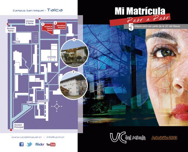 Matrícula Universidad Católica del Maule