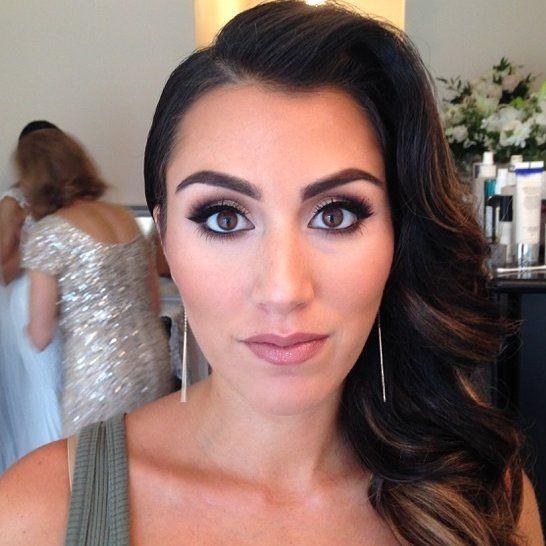 Toronto's Hair & Makeup Authority @damebeautytoronto  #damebeauty #wedding #makeup