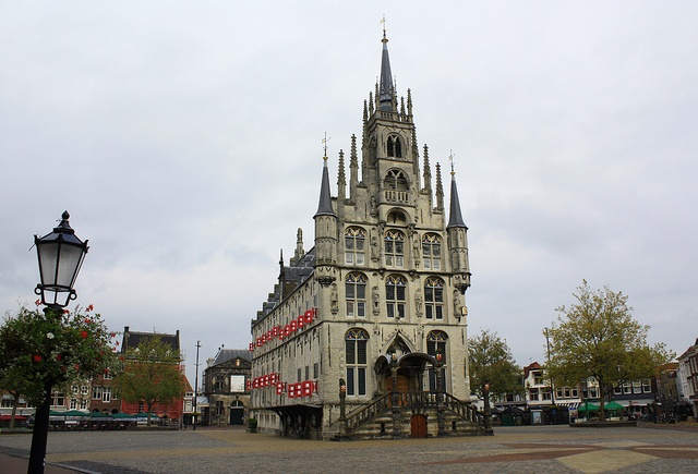 Gouda, where I live part of the week