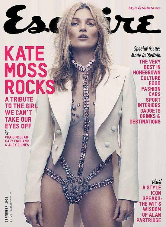 KATE MOSS - No explanation or further description necessary...