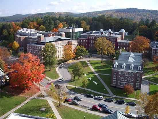 Ivy League Schools that Value Student Safety: Dartmouth University  Via @Safewise.com.com.com