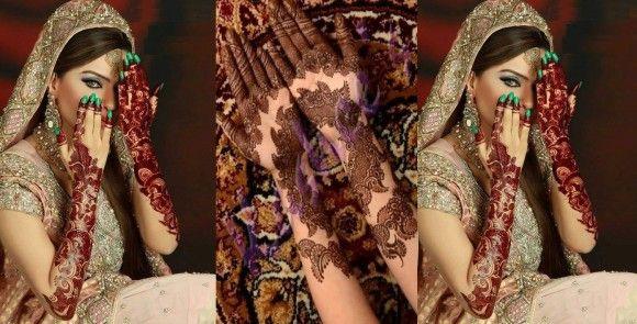 Bridal Mehndi Designs Photos22