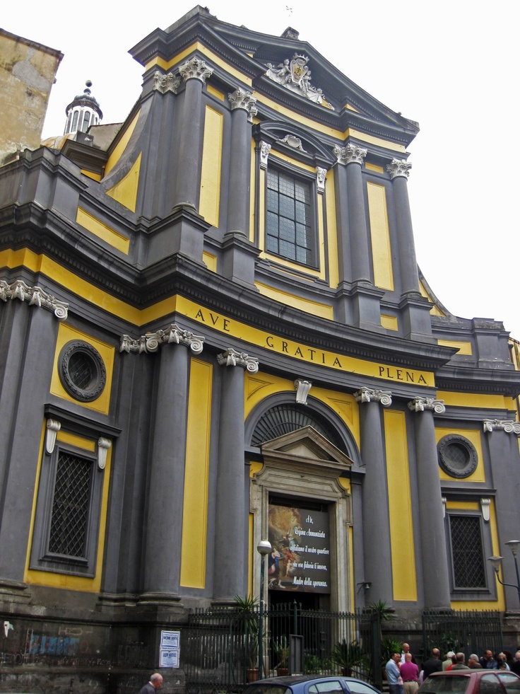 Santissima Annunziata Naples