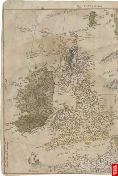 A World by Itself: A History of the British Isles edited by Jonathan Clark