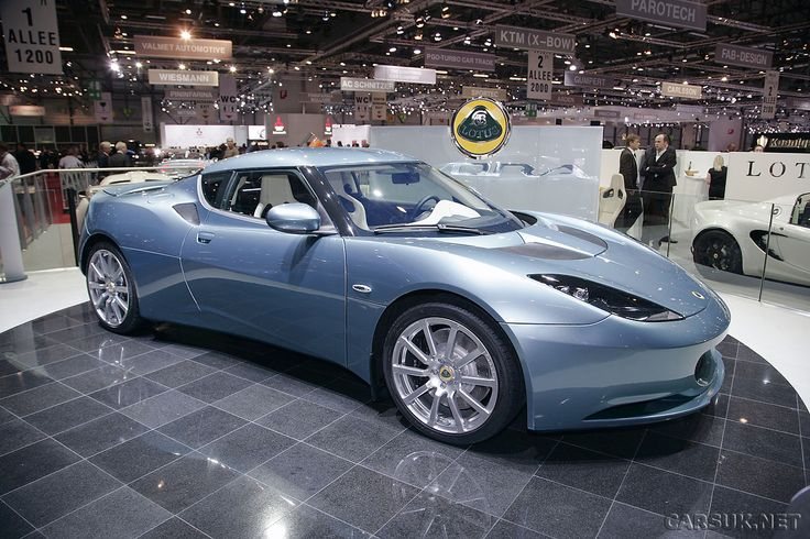 Lotus Cars | Lotus Evora 2+2 - UK Car Prices announced at Geneva '09