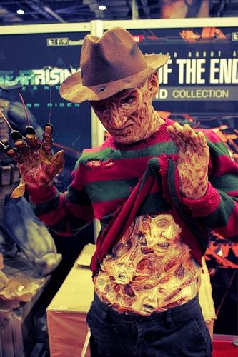 Freddie | MCM Expo London Comic-Con 2012 #Cosplay