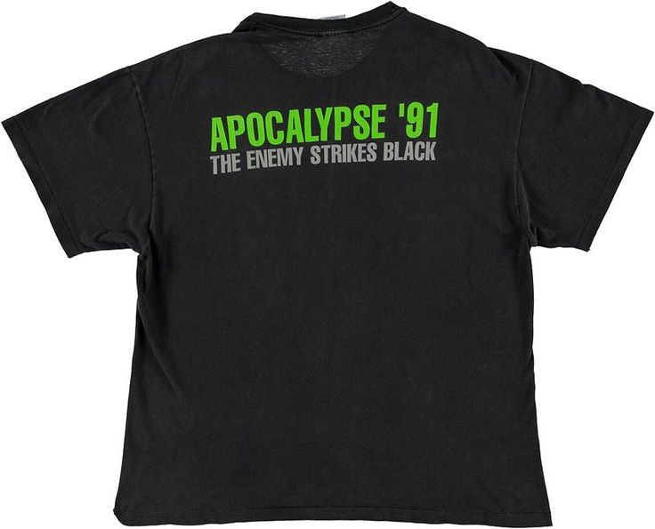 Public Enemy - Apocalypse 91... The Enemy Strikes Black, 1994